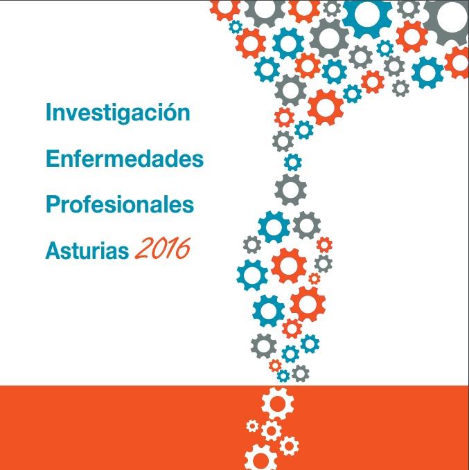 Enfermedades Profesionales Asturias 2016