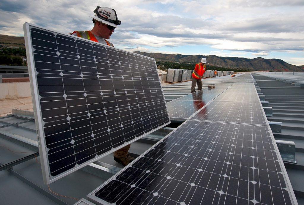 golpe de calor en instalaciones solares