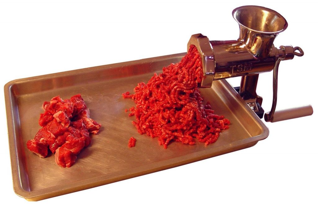 Picadora de carne